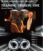Hocks-training-mission-one-book-small