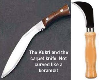 kukri-carpet-knife