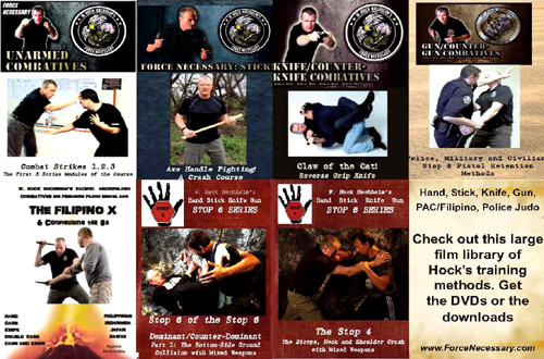 Hock's Fighting DVDs and Downloads