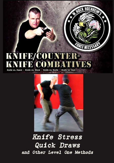 Knife Stress Quick Draw Master Cover med