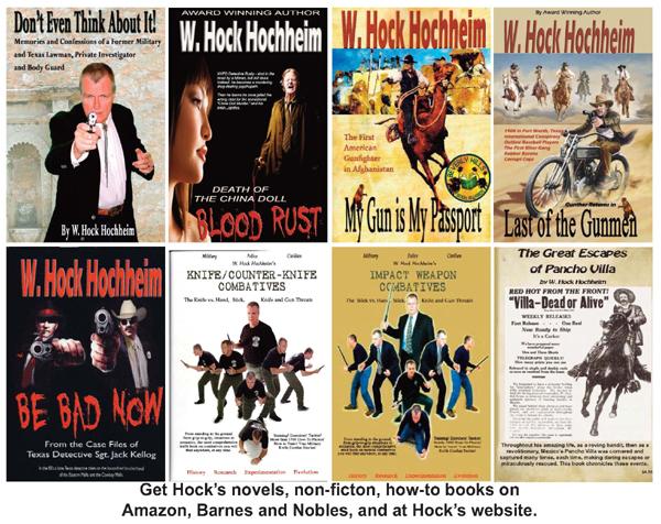 Hock Hochheim Books